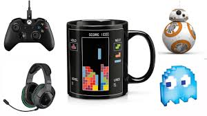 Top 10 Christmas Gifts For Gamers Geeks 2015 Youtube Hottest Gift Ideas For Christmas 2015
