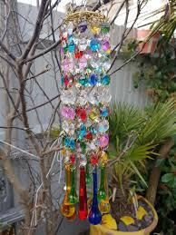 Crystal Light Catcher Sun Catcher Hanging Crystal Glass Rainbow Mini Droplets
