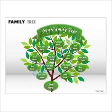 Family Tree Example 25 Family Tree Templates Free Sample Example