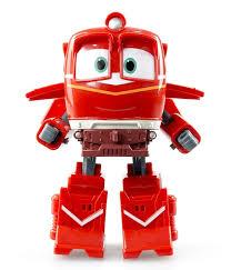 <b>Трансформер Robot Trains</b> Альф делюкс - купить в Москве: цены ...