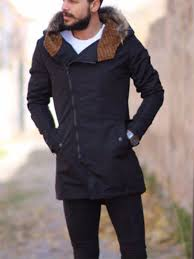 chiclucy com supplies no long sleeve mid length inelastic straight men s down jacket men s