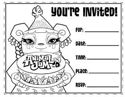 Boys Birthday Party Invitations Templates 40 Free Birthday Party Invitation Templates Template Lab
