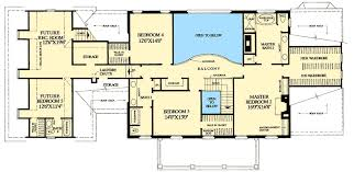 master suite floor plans. Contemporary Plans Colonial Home Plan With 2 Master Suites  32463WP Floor Plan 2nd Floor With Suite Plans O