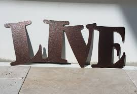 metal live sign metal letters metal wall art live laugh love outdoor decor home decor word art quote set wall art metal on wall art letters metal with metal live sign metal letters metal wall art live laugh love
