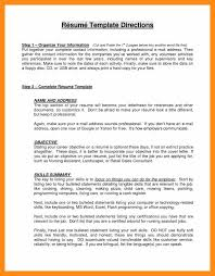 Do You Need Objective On Resume 12 13 What To Put In Objective Of Resume Lascazuelasphilly Com