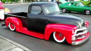 1955 Chevy Pick Up Street Rod - YouTube