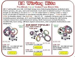 ez wiring harness review inspirational wiring harness install ez wiring fuse block at Ez Wiring Fuse Box