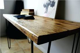 reclaimed office desk. Reclaimed Office Desk Image Of Wood Table Second Hand Desks F