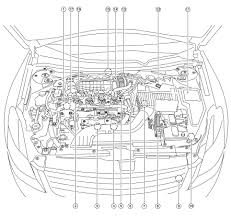 2005 nissan maxima engine mount diagram wiring diagram for car ford escape fuse box location also rear 2008 nissan altima radio antenna location as well high