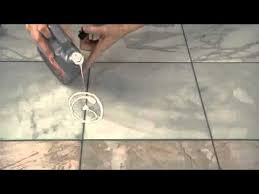 how to remove grout haze from a polished marble surface