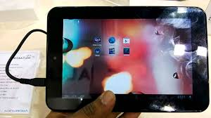 Alcatel One Touch Tab 7 HD Hands on ...