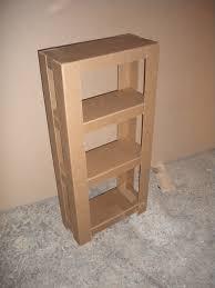 make cardboard furniture. Picture Of Easy Cardboard Shelves Make Furniture B