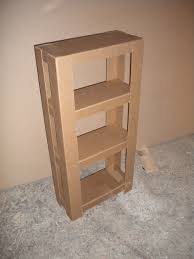 introduction easy cardboard shelves