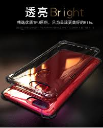 <b>Airbag shockproof clear</b> soft <b>tpu</b> phone case on for oppo r9 r9s r11 ...