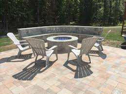 and rhcom great outdoor fire pit pavers circular paver patio kit with large round and rhcom