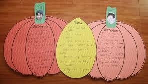 Pumpkin Venn Diagram Pumpkin Venn Friends Classroom Freebies
