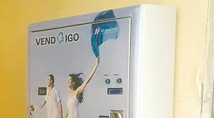 Paper Vending Machine Thesis Inspiration Sanitary Napkin Vending Machines In Schools Is An Exemplary Step