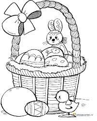 Speciale Disegni Per Bambini Da Colorare Per Pasqua
