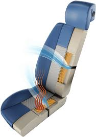 katzkin degreez heated and air conditioned leather seat