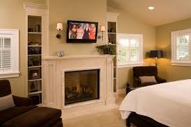 fireplace mantel height bedroom traditional with none