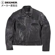 デグナー degner leatherette jacket 14wj 3c men winter storm cold protection riders sheep leather sheep