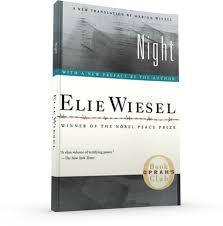 teaching elie wiesel s night prestwick house night 3d book image