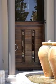 van acht entrance door idea