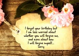 Late birthday wishes with sorry ~ Late birthday wishes with sorry ~ Belated happy birthday wishes beautiful belated happy birthday
