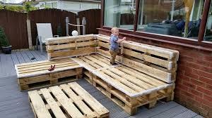 diy outdoor pallet sectional. Prepossessing Build Outdoor Pallet Couch Diy Sectional Sofa Tutorial