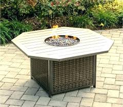 round propane fire pit table large size of patio outdoor metal round propane fire pit portable