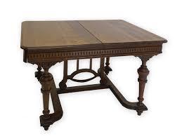 Tisch Esstisch Esszimmertisch Antik Gründerzeit Eiche Ausziehbar