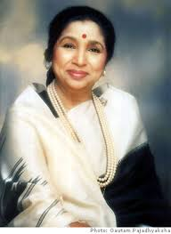 ASIAN POP / The life and times of Asha Bhosle, enchanting songstress of  Bollywood, now appearing with Kronos Quartet