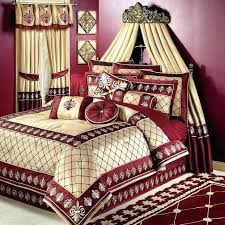 red and gold bedroom burdy and gold bedroom gold and burdy curtains bedspread sets with rods red and gold