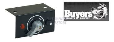 buyers rotary switch kit 5540710