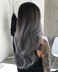 50 shades of gray ombré hair perfection okay 16
