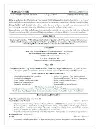 Military To Civilian Resume Example Veteran Samples Objective ...