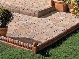 decorative garden edging stones