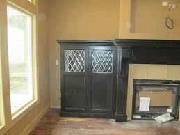 leaded glass cabinet door designs