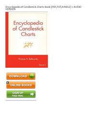 Encyclopedia Of Charts Jackpot Encyclopedia Of Candlestick Charts Ebook Pdf Download
