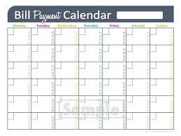 Bill Payment Schedule Spreadsheet Under Fontanacountryinn Com