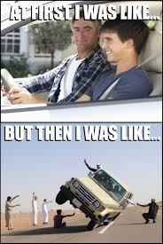 Got But License Your My Driver's Meme Then I Know