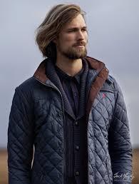Jack Murphy Matthew Quilted Jacket – Hollands Country Clothing & man wearing Jack Murphy Matthew Diamond Quilt Jacket Adamdwight.com