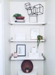 ikea shelves bathroom shelf decor