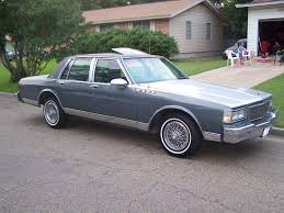 Chevrolet Caprice 1989: Review, Amazing Pictures and Images – Look ...