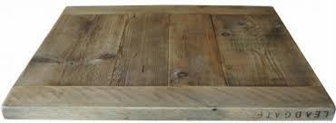 Reclaimed Scaffold Boards Table Top Farmhouse Style
