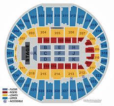 Jacksonville Veterans Memorial Arena Seating Chart Unique