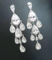 teardrop crystal chandelier parts wedding earrings bridal jewelry bridesmaid br teardrop crystal chandelier