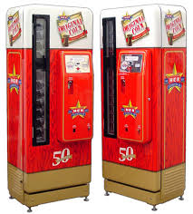 Custom Vending Machines Mesmerizing Custom Cavalier 48 Soda Machine