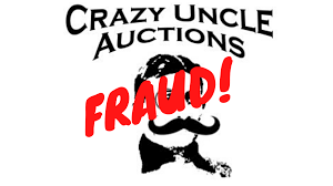 Crazy Uncle Auction Scandal: Customer Items Left in RAIN! – Sports Card  Radio