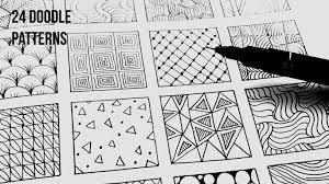 Pattern Doodle Best Decorating